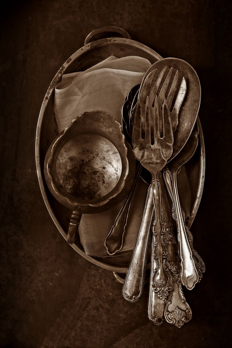 vintage spoons flatware kitchencollectibles kitchencollectibles foodphotography