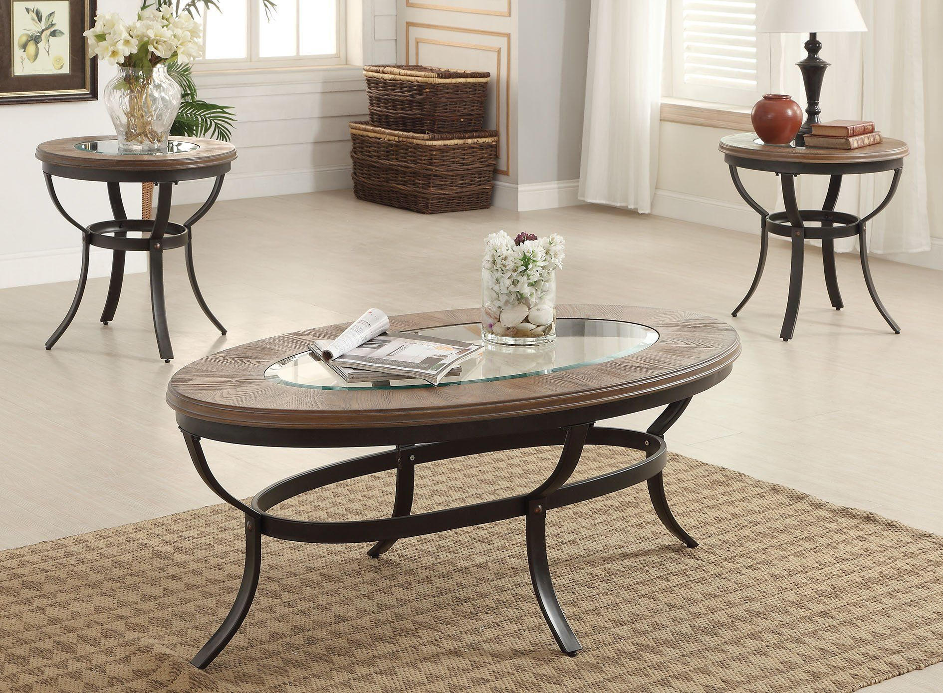 Acme Furniture Coffee Table Mirrored And Faux Diamonds Coffee Table Mirrored Coffee Tables Living Room Table Sets [ 1500 x 1500 Pixel ]