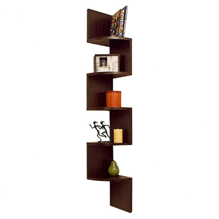 Ivan Corner Shelf Great For Small Spaces Need This For My Room