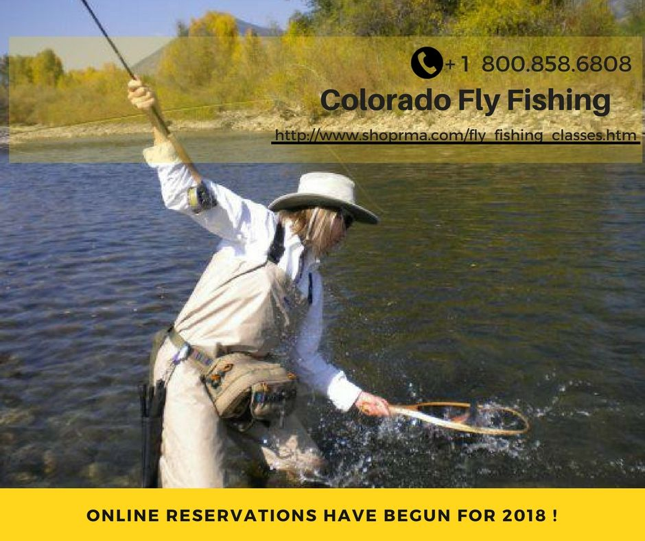 Pin On Fly Fishing In Colorado Rockymountainadventures