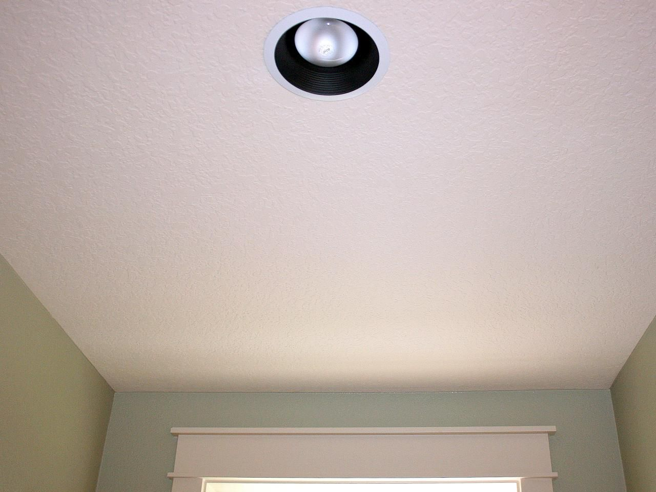 Replace Recessed Light With A Pendant Fixture Led Recessed Light