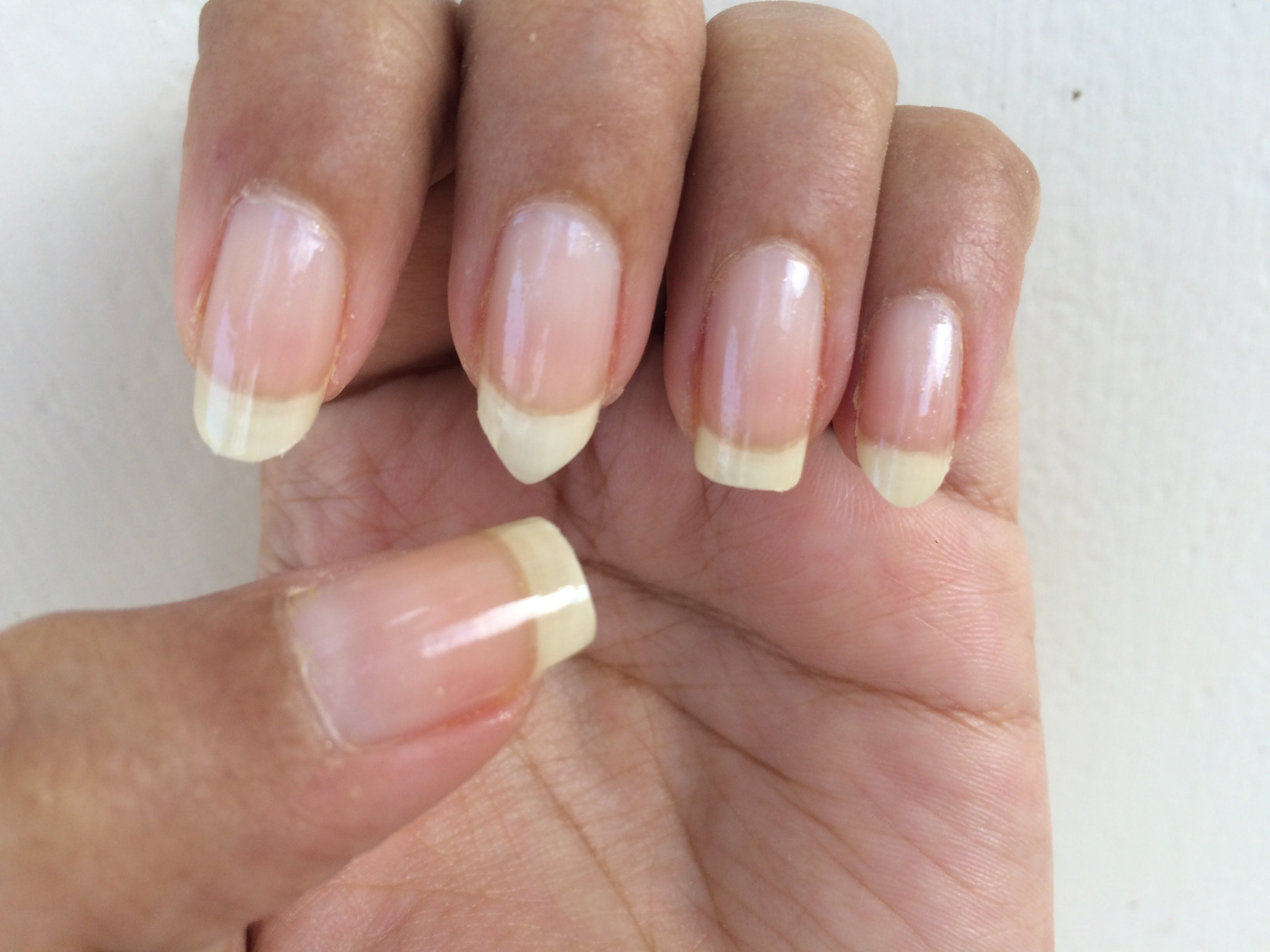 How to file nails in different shapes|Square,Oval,Edge,Squoval ...