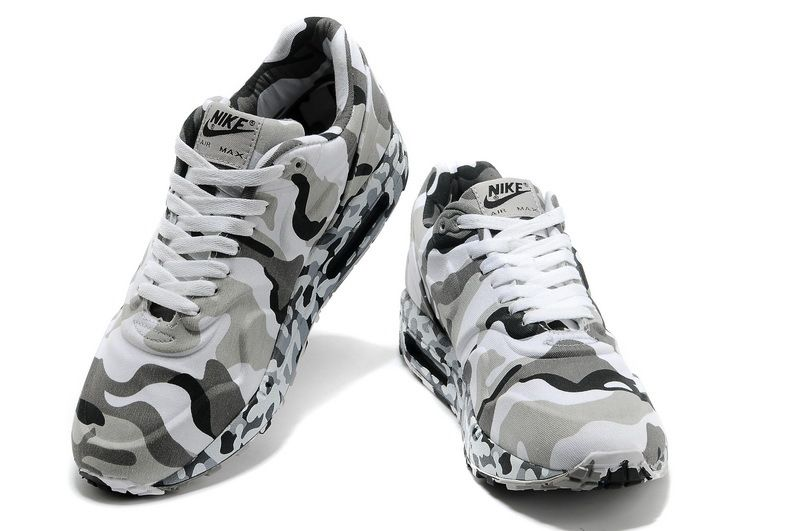 Nike Air Max 1 France SP Camouflage White Black £64.99