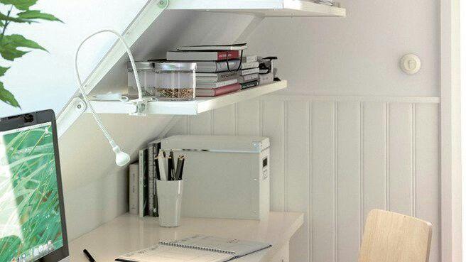 Bureau sous pente interiors bureau appartements