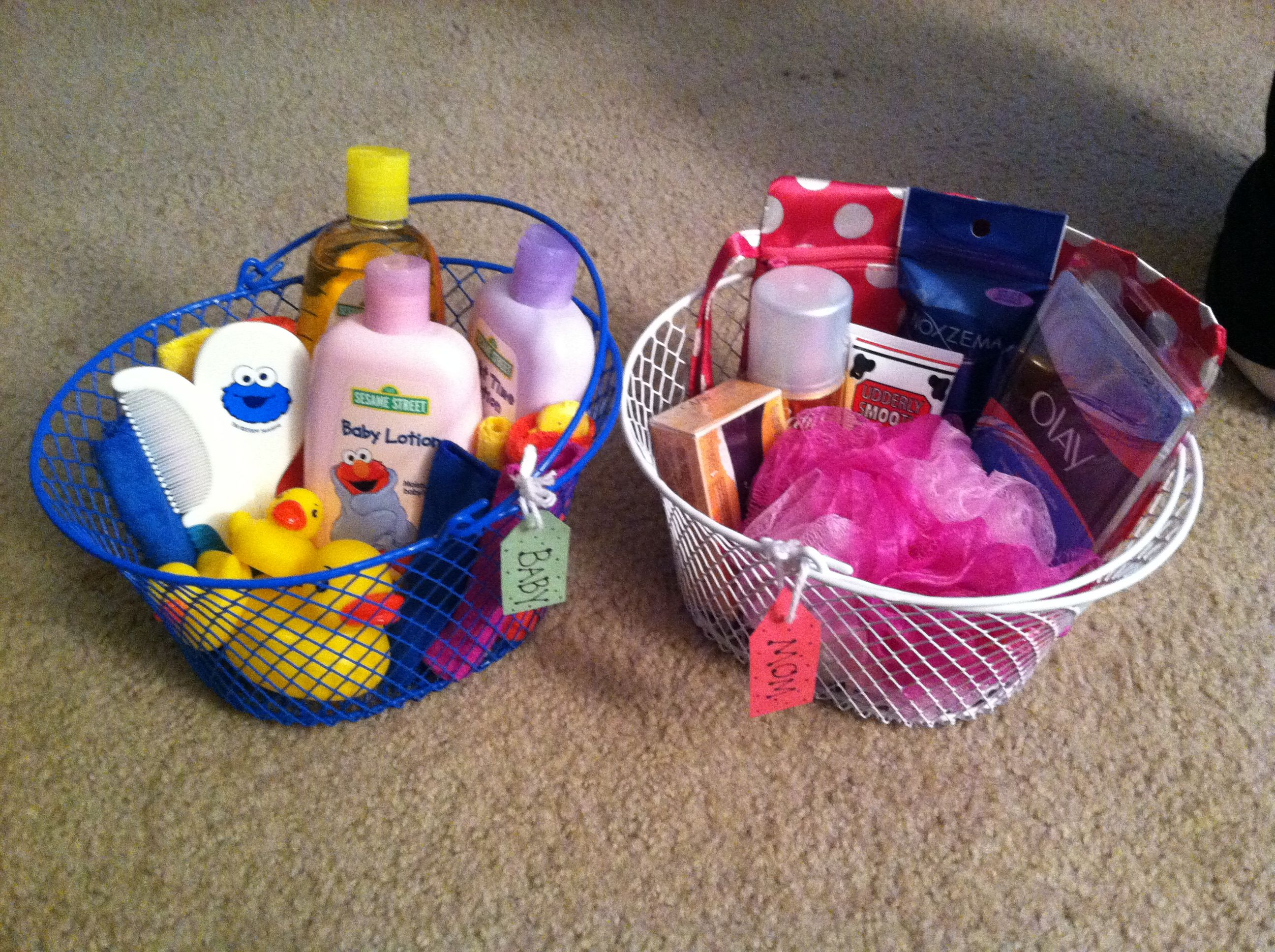 Baby Shower Gift For Mom And Baby Under 20 Dollar Tree Bargains