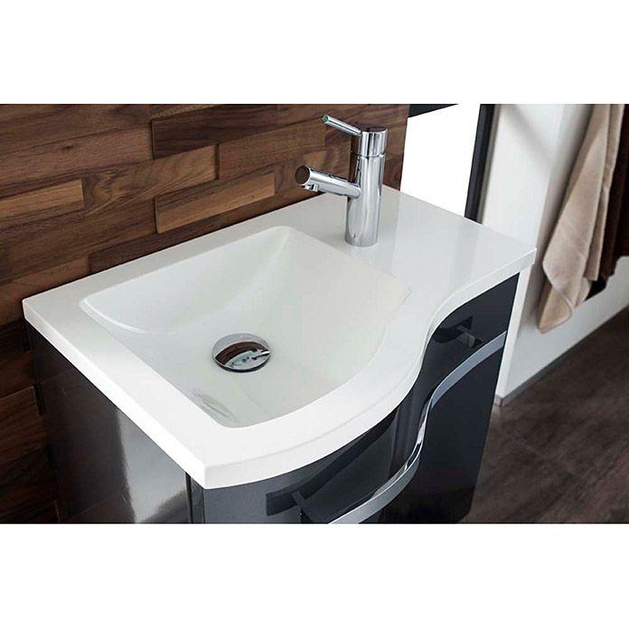 Salsa Wave Waschtisch Mini 40 X 60 Cm Weiss Sink Home Decor Decor