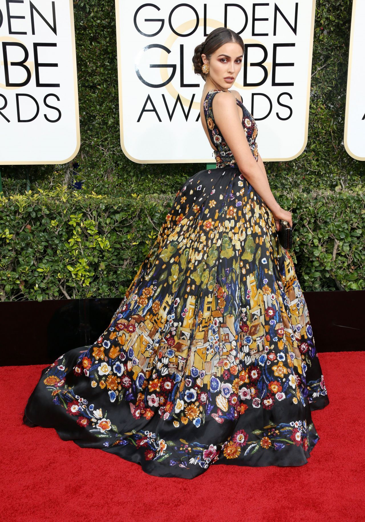 Golden globe dresses 2018 fashion police
