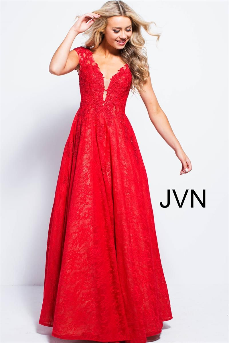 Jvn by jovani jvn formal approach prom dress jovani in