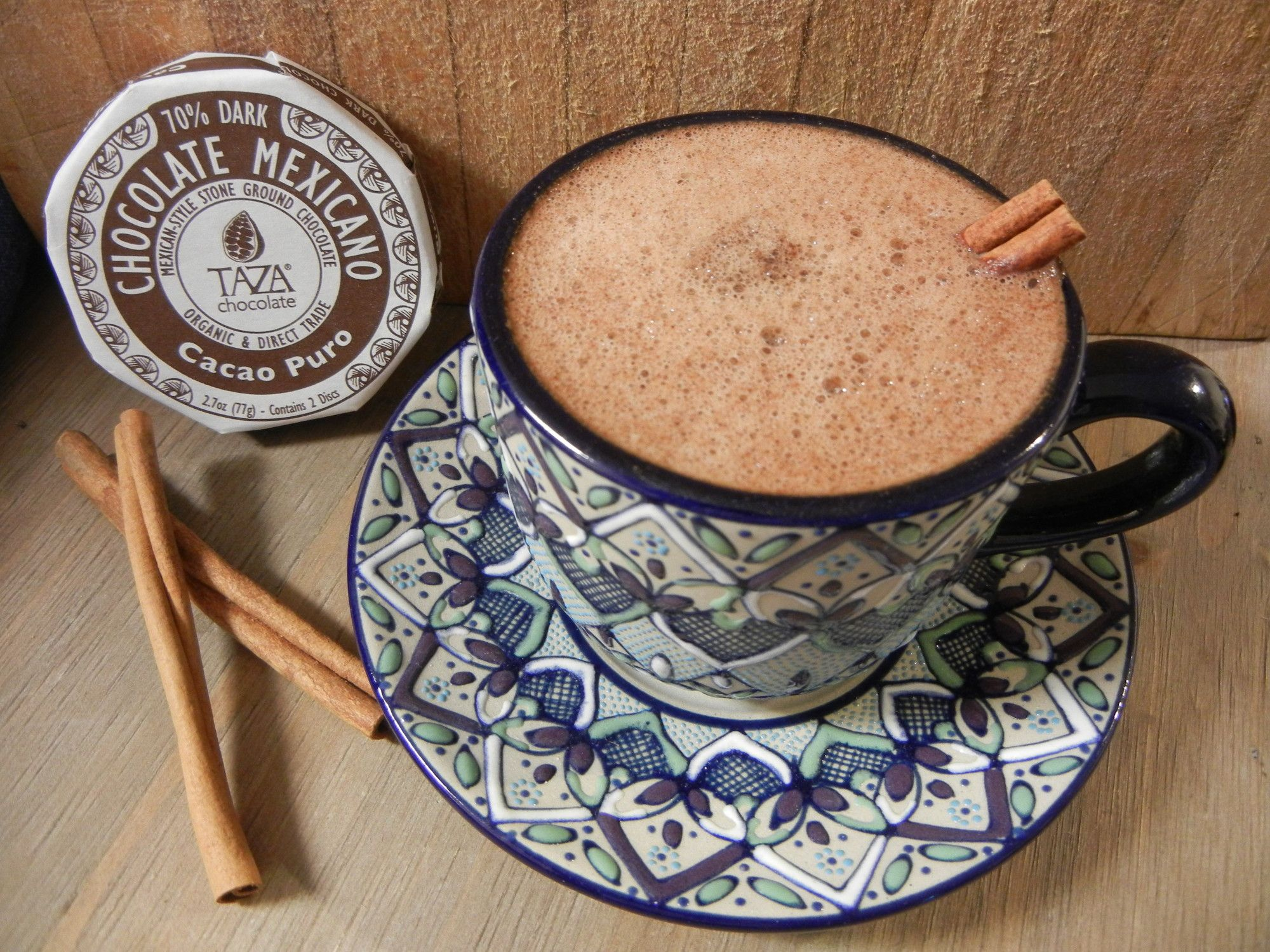 How To Craft a Cup of Taza de Chocolate (Mexican Hot Chocolate ...