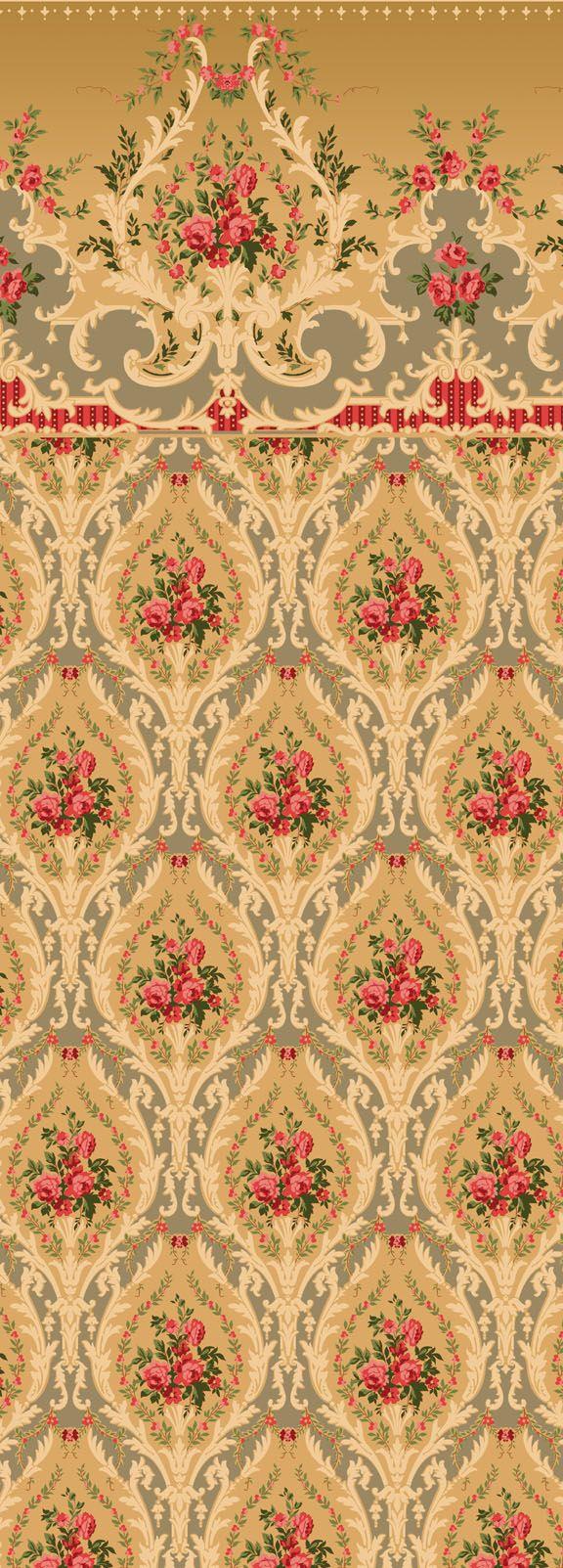 Pickfair Historic Wallpapers Victorian Arts