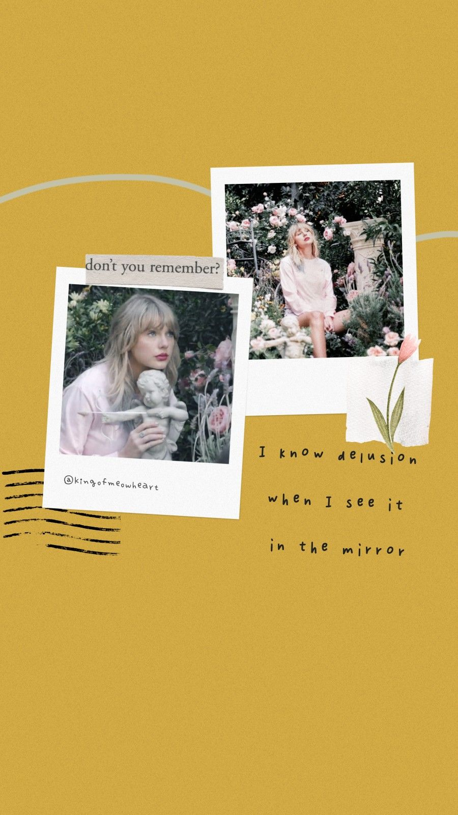 Follow Me For More Taylor Swift Soon You Ll Get Better Sygb