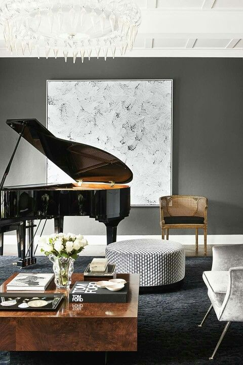 240 Grand Piano Design Ideas Interior Design Interior Design