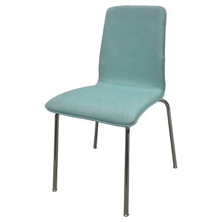Room EssentialsTM Upholstered Stacking Chair