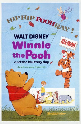 Winnie the Pooh and the Blustery Day (1968)…