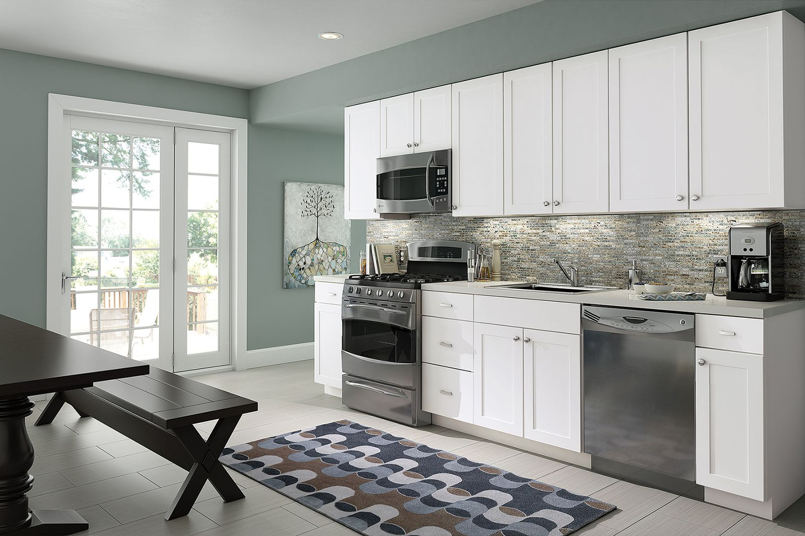 Best White Cabinetry That Is Attractive And Durable It Can 400 x 300