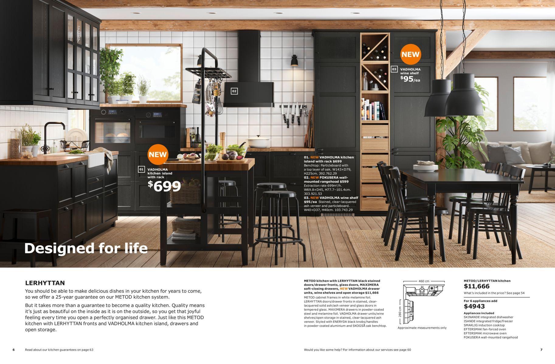 KITCHENS 12   IKEA Kitchen METOD Brochure 12   Ikea kitchen ...