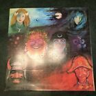 King Crimson In The Wake Of Poseidon A-4U B-3U Rock Vinyl Record Lp Pink Rim  #Music #pinkrims King Crimson In The Wake Of Poseidon A-4U B-3U Rock Vinyl Record Lp Pink Rim  #Music #pinkrims