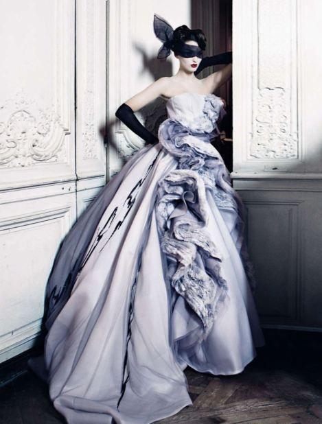 Patrick Demarchelier - Dior
