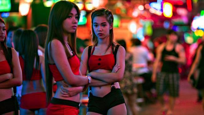 Thailand Sex Worker