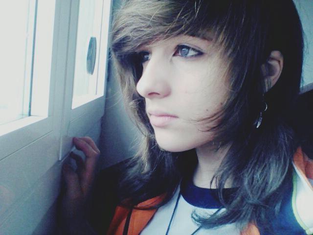 Esta foto me gusta pero tengo cara de elfa extraña (?)