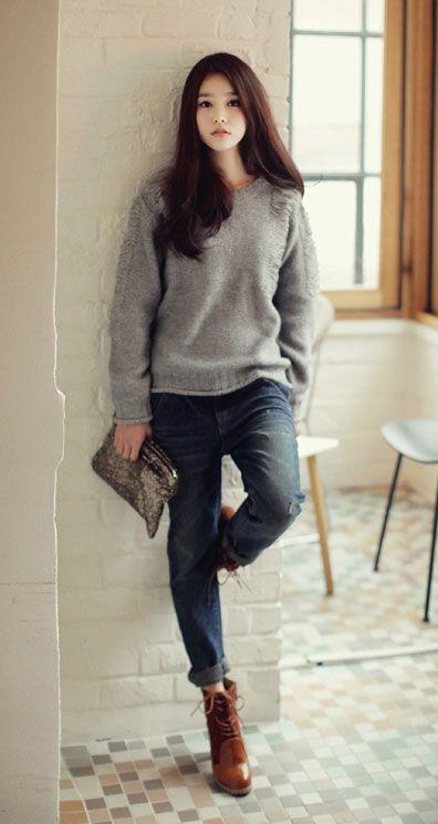 #korean #ulzzang #fashion | ACTEUR/DRAMA | Pinterest | Jaja Moda Coreana Y Ropa