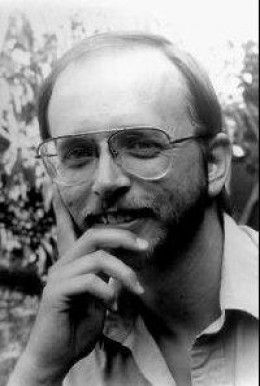 Scott Cunningham - a sweet authentic practicing Wiccan that wrote many books on solitary practice. Paved a way for many to follow their bliss if this was their chosen path.