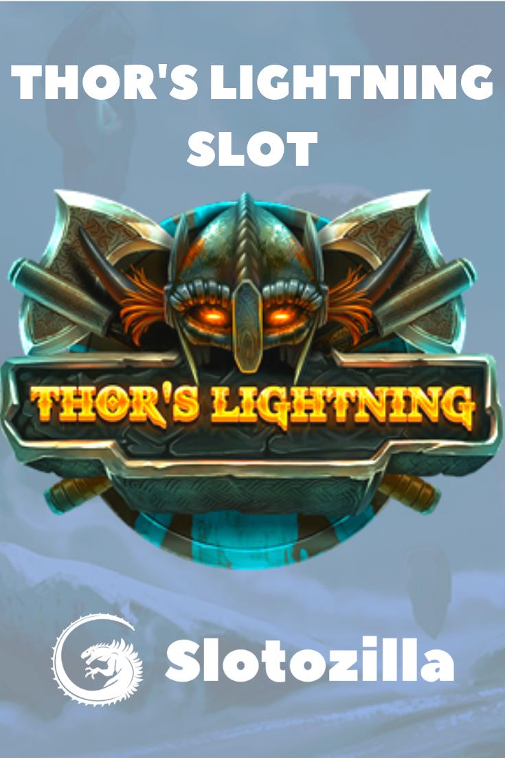 Thors lightning торс молния игровой автомат валуйных ставок