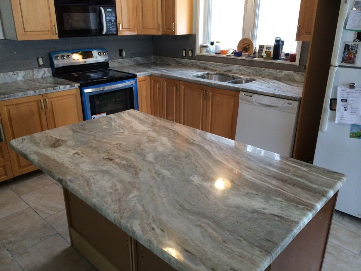 Best Fantasy Brown Kitchen Marble Replacing Kitchen 400 x 300