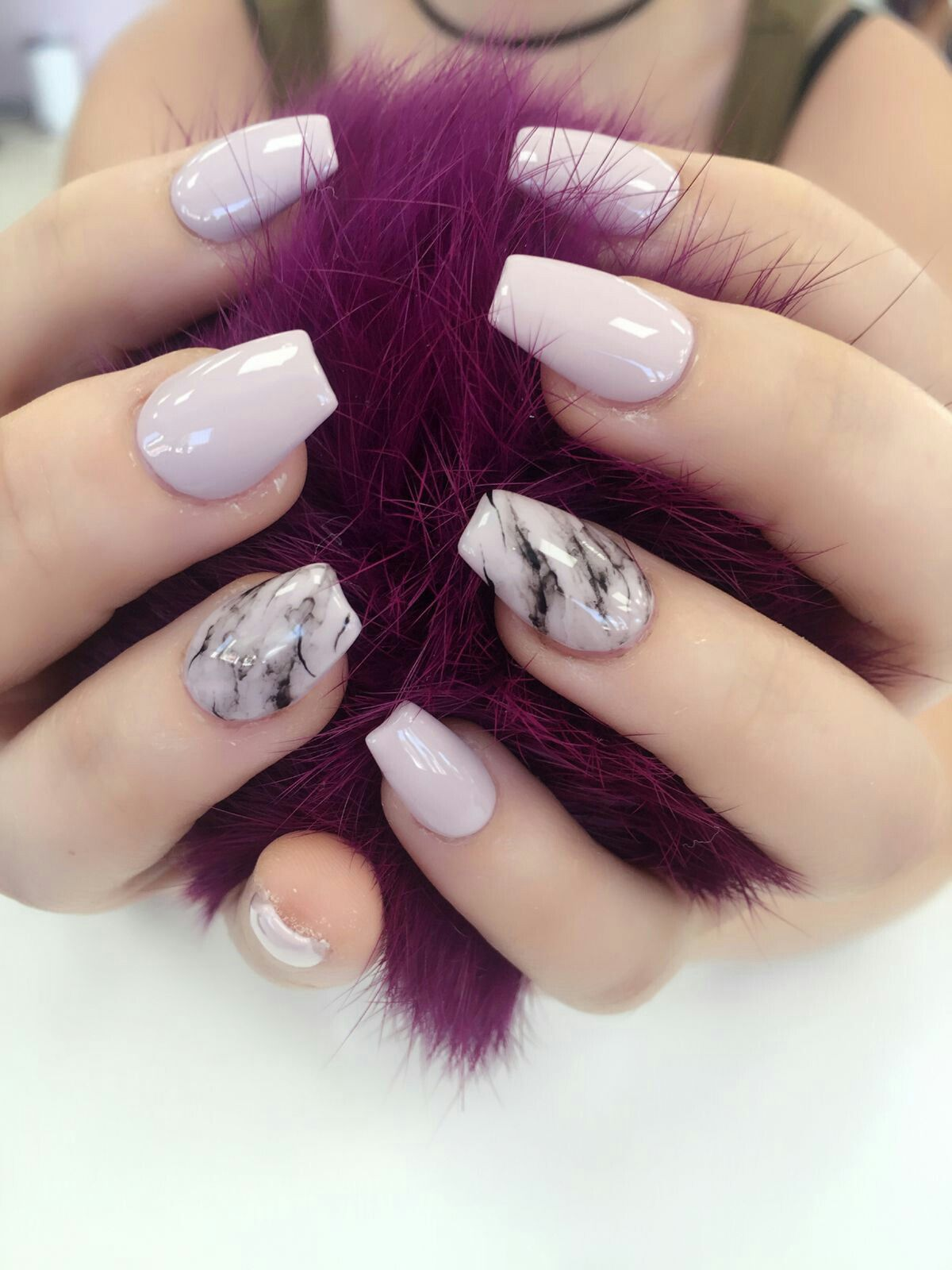 New Marble Nail Art Noahxnwtumblr Post 160694685596 Hairstyle Ideas