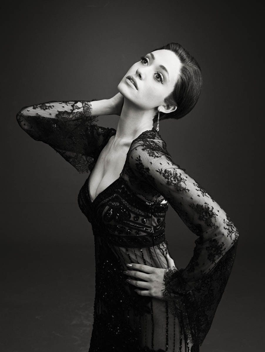 Beautiful Creatures Link And Ridley Emmy Rossum, outtake a...
