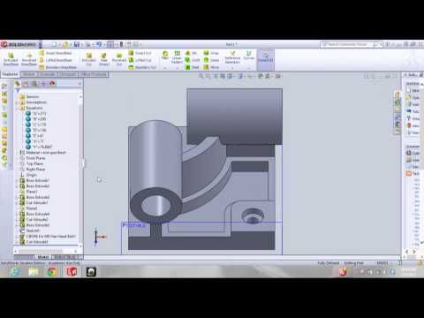 Certified Solidworks Professional - Sample Exam - YouTube ...