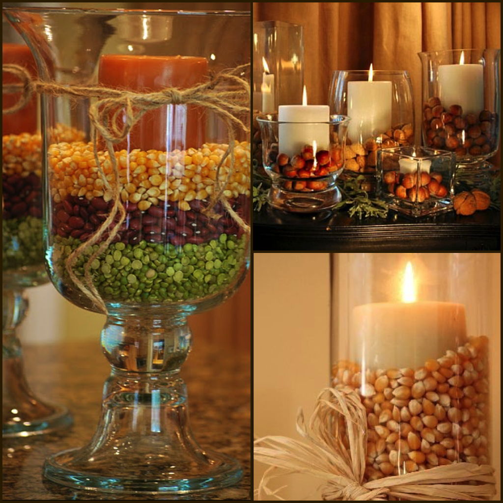7 Centerpiece Decoration Ideas To Impress This Thanksgiving Big Chill Dining Table Decor Centerpiece Glass Dining Table Decor Country Thanksgiving Decorations