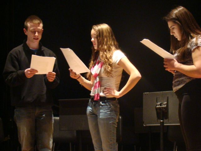 Image result for high school theatre