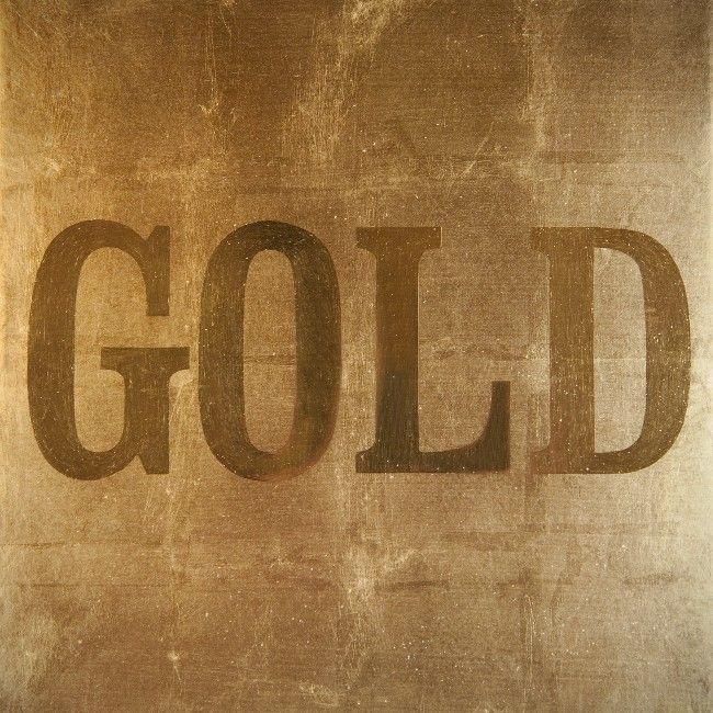 Gold .