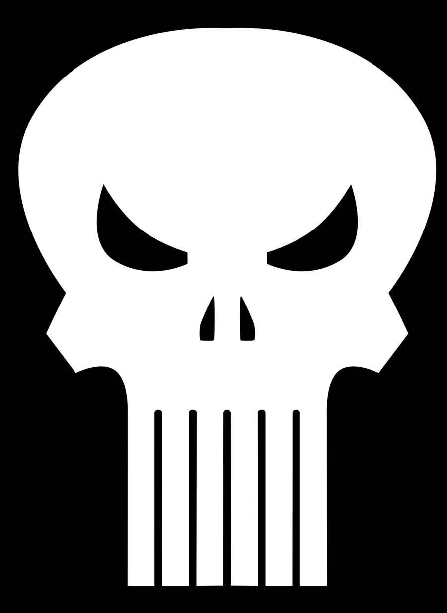 The Original Punisher Logo By Darksdaemon D34mpi8 Png 900 1234 Punisher Logo Punisher Skull Logo Punisher Skull