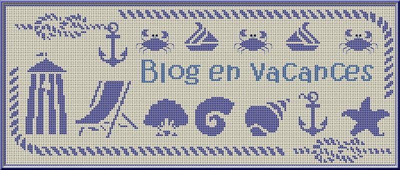 BLOG EN VACANCES JUSQU'AU 25 AOUT - Grille n°30 La mer ...