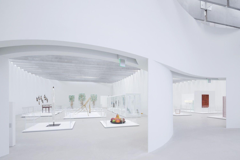 Gallery Of Corning Museum Of Glass Thomas Phifer And Partners 22 Corning Museum Of Glass Glass Museum Museum Interior