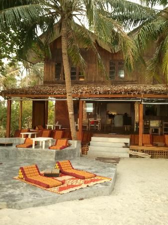 Beachlounge, lovely Thai Restaurant in Thongsala, Ko Phangan