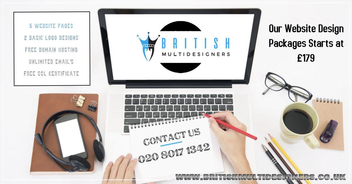 Website Design Uk Cost British Multi Designers In 2020 Business Website Design Website Design Company Website Design Pricing