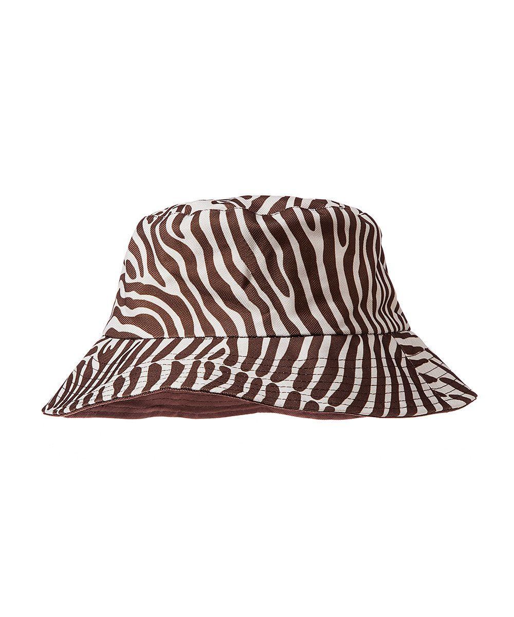 Another great find on #zulily! Zebra Garden Hat by Evergreen #zulilyfinds