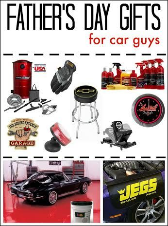 Fatheru0027s Day Gifts for Car Guys  sc 1 st  Pinterest & Fatheru0027s Day Gifts for Car Guys | Gift ideas for your spouse ...