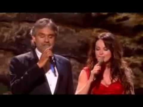 Andrea Bocelli Sarah Brightman Canto Della Terra Jackie