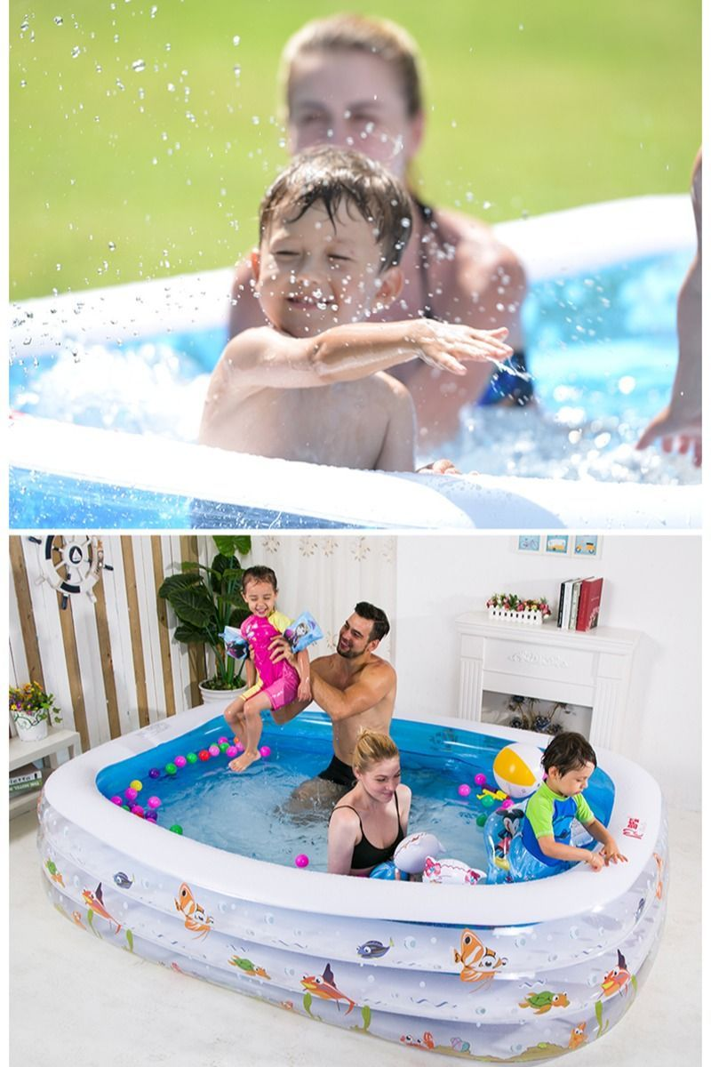 Kid Pool Pool Kids House