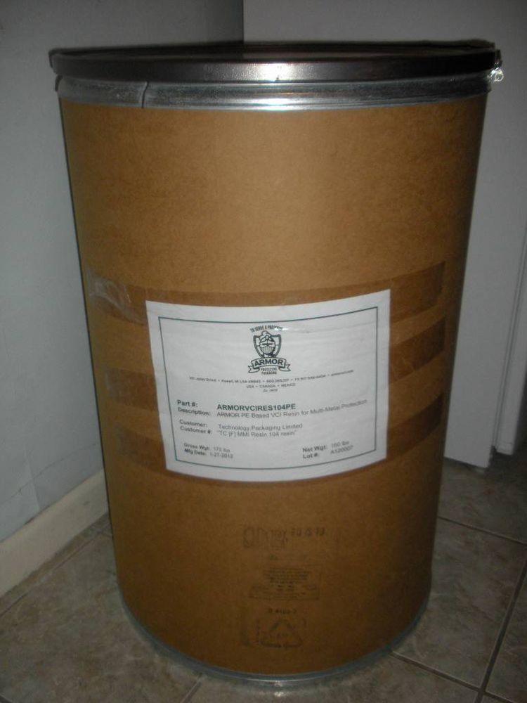 Storage Container Fiber Drum - Diameter 53cm, Height 79cm