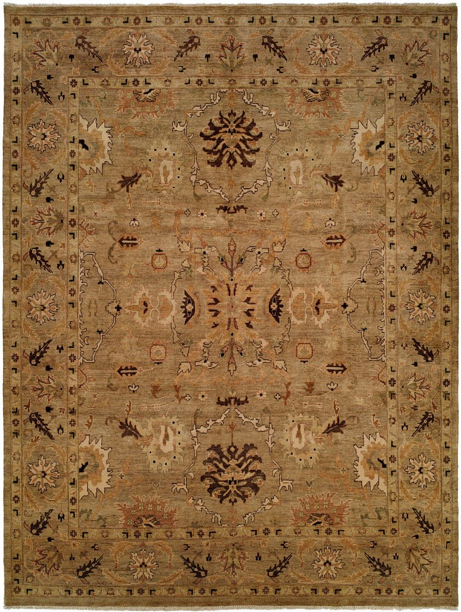 Famous Maker Oushak 559 Area Rug Clearance Area Rugs Brown Area Rugs Rugs