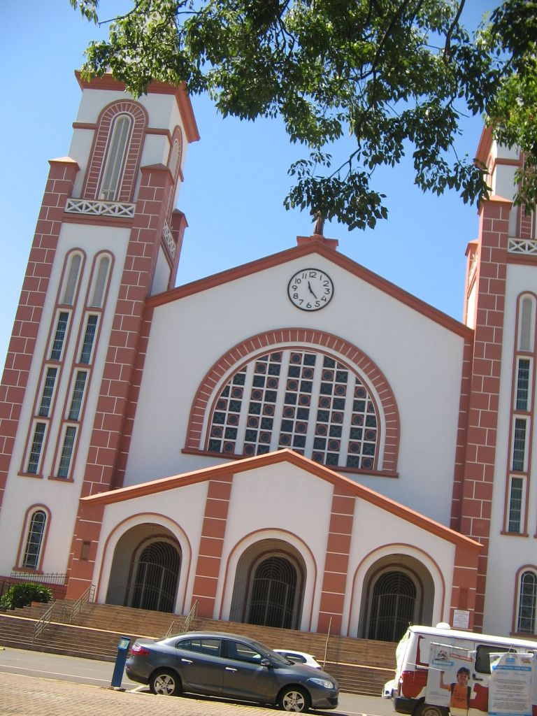 Igreja Santo Antonio... Em Chapecó - Sc