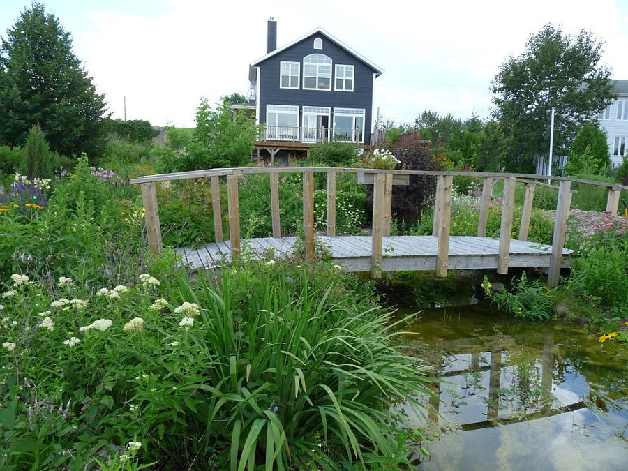 50 dreamy and delightful garden bridge ideas - Garden Design Usa