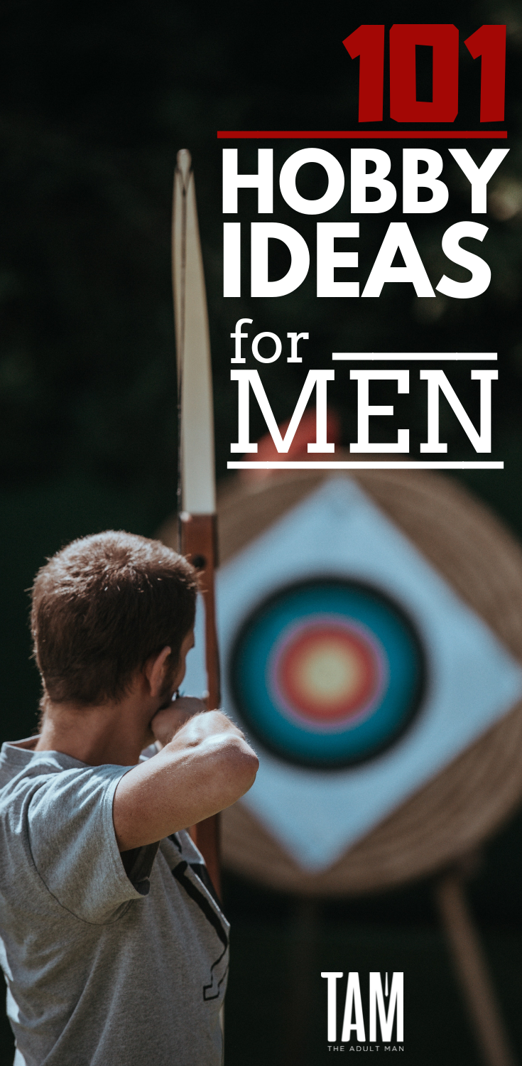 101 Best Hobbies For Men Of All Ages -   18 diy projects for men ideas