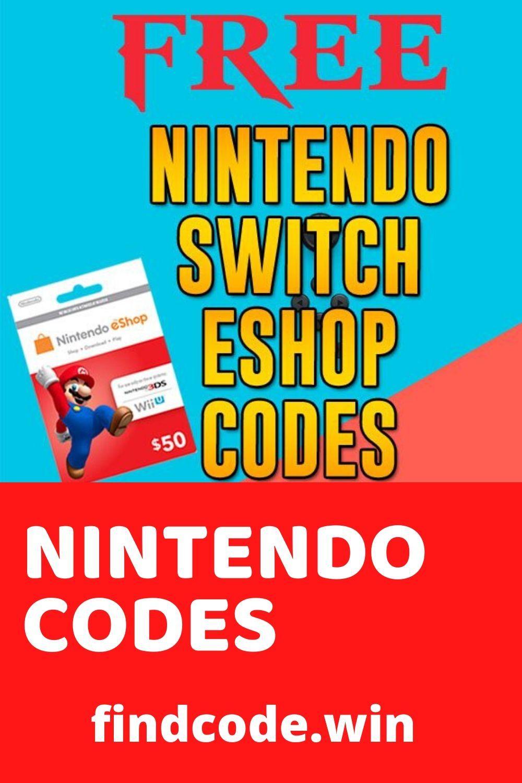 Earn free nintendo codes legallynintendo