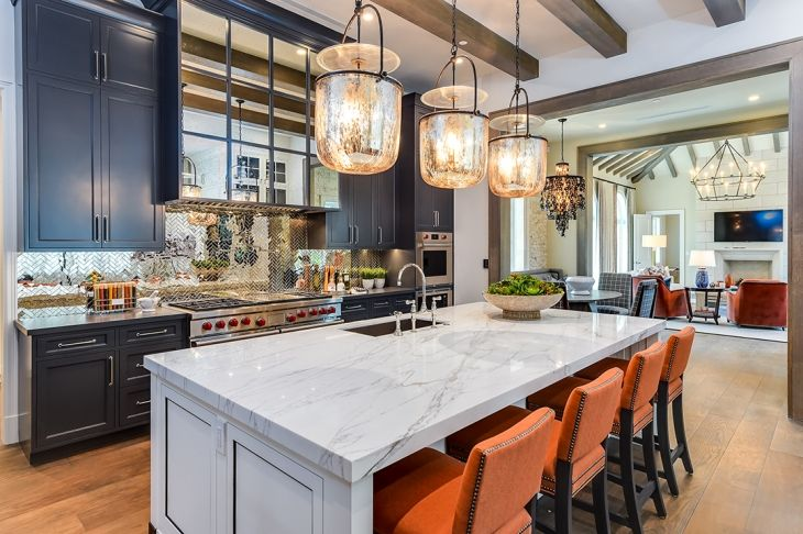 A Stunning Palm Beach Property Lists for $43M | Kitchen ...